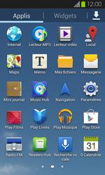 Samsung Galaxy S2 - Internet et connexion - Naviguer sur internet - Étape 3