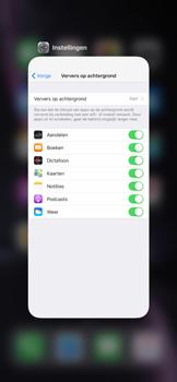 Apple iPhone XR - apps - apps afsluiten - stap 10