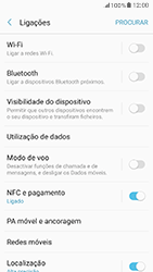 Samsung Galaxy A5 (2017) - Internet no telemóvel - Configurar ligação à internet -  7