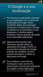 Samsung Galaxy S3 - Primeiros passos - Como ligar o telemóvel pela primeira vez -  9