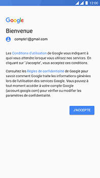 OnePlus 3 - Android Oreo - E-mail - Configuration manuelle (gmail) - Étape 10