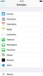 Apple iPhone 6s iOS 10 - Chamadas - Como bloquear chamadas de um número -  3
