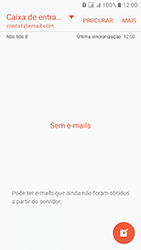 Samsung Galaxy J5 (2016) DualSim (J510) - Email - Configurar a conta de Email -  6