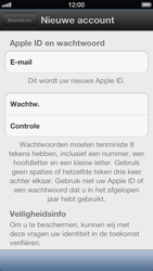 Apple iPhone 5 - Applicaties - Account aanmaken - Stap 12