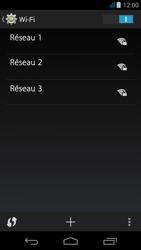 Acer Liquid Z500 - WiFi et Bluetooth - Configuration manuelle - Étape 6