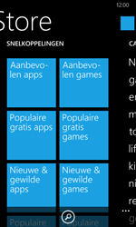 Nokia Lumia 630 - Applicaties - Download apps - Stap 5
