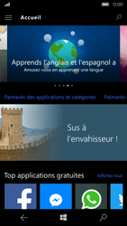 Microsoft Lumia 550 - Applications - MyProximus - Étape 4