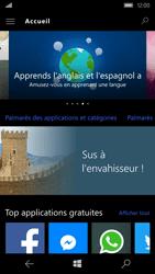 Microsoft Lumia 550 - Applications - Télécharger des applications - Étape 4