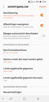 Samsung Galaxy A8 (2018) (SM-A530F) - E-mail - Instellingen KPNMail controleren - Stap 25