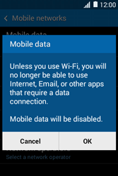 Samsung Galaxy Young 2 - Internet - Enable or disable - Step 7