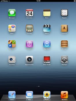 Apple iPad 4th generation - Réseau - utilisation à l'étranger - Étape 10