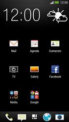 HTC One - E-mail - Account instellen (IMAP zonder SMTP-verificatie) - Stap 3