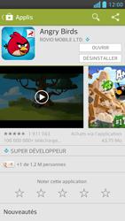 LG Optimus F5 - Applications - Télécharger une application - Étape 19