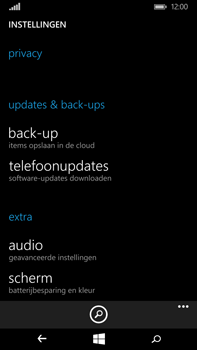 Microsoft Lumia 640 XL - Software updaten - Update installeren - Stap 4