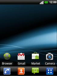 LG C660 Optimus Pro - Voicemail - handmatig instellen - Stap 1