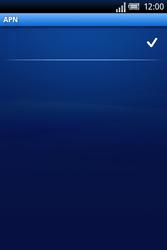 Sony Ericsson Xperia X8 - Internet - Configuration manuelle - Étape 13
