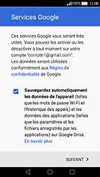 Huawei Nova - E-mail - Configuration manuelle (gmail) - Étape 13