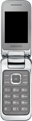 Samsung C3590 - Premiers pas - Découvrir les touches principales - Étape 4