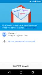 Sony Xperia XZ Premium - E-mails - Ajouter ou modifier votre compte Gmail - Étape 15