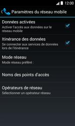 Bouygues Telecom Bs 403 - Aller plus loin - Désactiver les données à l'étranger - Étape 5