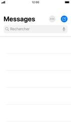 Apple iPhone SE - iOS 13 - MMS - envoi d'images - Étape 4