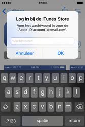 Apple iPhone 4 S iOS 9 - Applicaties - Applicaties downloaden - Stap 26