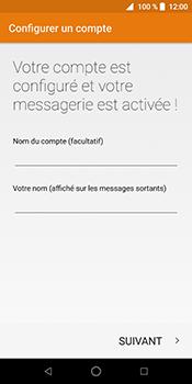 ZTE Blade V9 - E-mail - Configuration manuelle (yahoo) - Étape 14