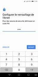 Huawei Y5 (2018) - Sécuriser votre mobile - Activer le code de verrouillage - Étape 7