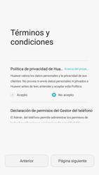 Huawei Huawei Y6 - Primeros pasos - Activar el equipo - Paso 7