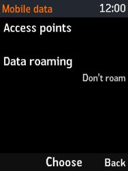 Nokia 3310 - Internet - Usage across the border - Step 9