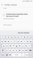 Samsung Galaxy S7 - Email - Configurar a conta de Email -  15