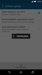 HTC One M9 - Software updaten - Update installeren - Stap 6