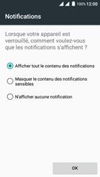 Wiko Freddy - Sécuriser votre mobile - Activer le code de verrouillage - Étape 11