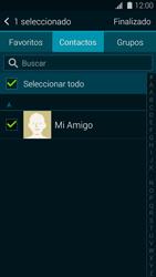 Samsung G900F Galaxy S5 - E-mail - Escribir y enviar un correo electrónico - Paso 7
