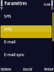 Nokia N86 - MMS - Configuration manuelle - Étape 23