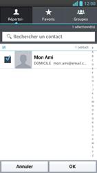 LG P875 Optimus F5 - E-mail - envoyer un e-mail - Étape 6