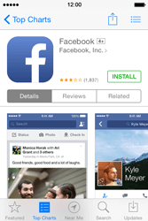 Apple iPhone 4s iOS 8 - Applications - Downloading applications - Step 8