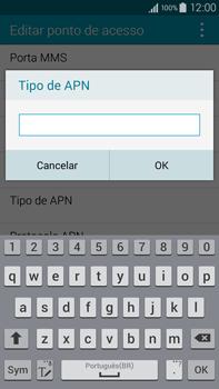 Samsung N910F Galaxy Note 4 - Internet (APN) - Como configurar a internet do seu aparelho (APN Nextel) - Etapa 13