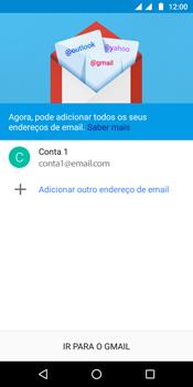 Motorola Moto G6 - Email - Configurar a conta de Email -  22