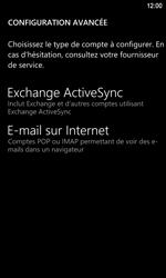 Nokia Lumia 920 LTE - E-mail - Configuration manuelle - Étape 8