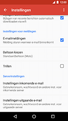 Motorola Moto G 4G (3rd gen.) (XT1541) - E-mail - Instellingen KPNMail controleren - Stap 16