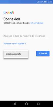 Huawei P Smart - Applications - Créer un compte - Étape 4