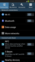 Samsung Galaxy Core LTE - Network - Usage across the border - Step 4
