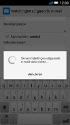 Alcatel POP C7 (OT-7041X) - E-mail - e-mail instellen: IMAP (aanbevolen) - Stap 19