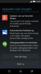 HTC Desire 816 4G (A5) - Applicaties - Account aanmaken - Stap 18