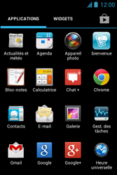 Bouygues Telecom Bs 351 - Photos, vidéos, musique - Prendre une photo - Étape 3