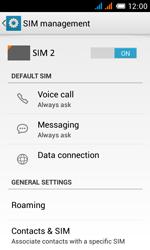 Alcatel OT-4033X Pop C3 - Internet - Usage across the border - Step 5