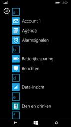 Microsoft Lumia 640 - E-mail - E-mails verzenden - Stap 3