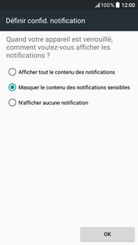 HTC Desire 825 - Sécuriser votre mobile - Activer le code de verrouillage - Étape 11