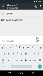 Motorola Moto G 3rd Gen. (2015) - MMS - Sending a picture message - Step 9